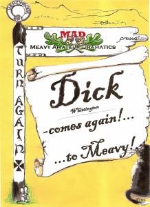 Dick Comes Again