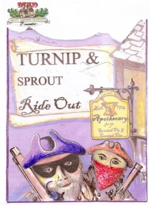 Turnip & Sprout Ride Out